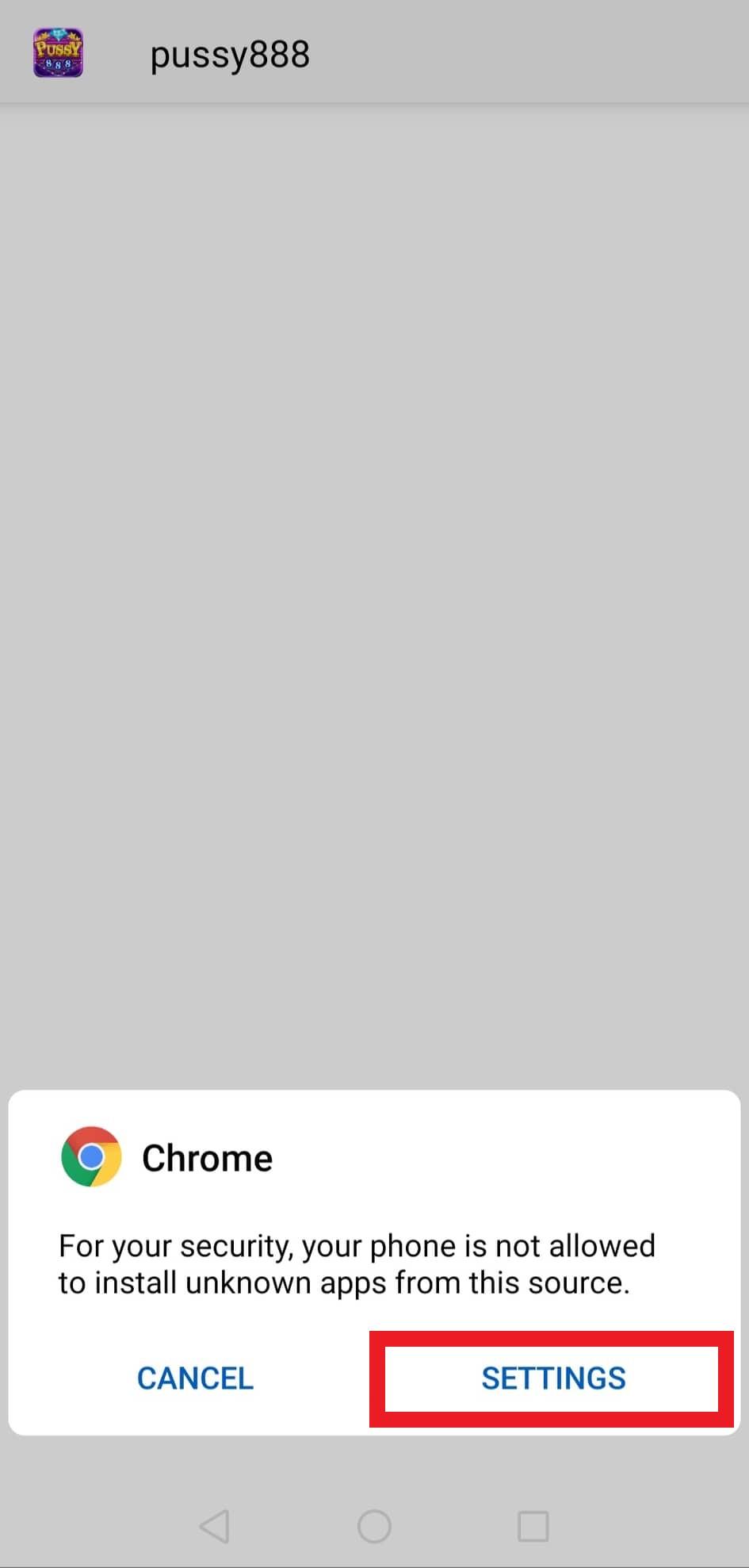 Unduh Pussy888 Android dan iOS