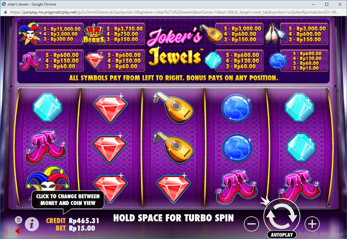 Joker Jewels