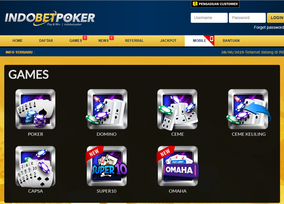 Play Idn Poker Now
